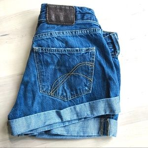 French Connection Denim Shorts - 100% Cotton